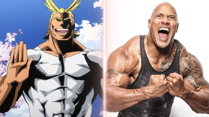 All_Might_The_Rock