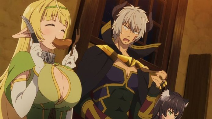 How Not To Summon A Demon Lord Stream